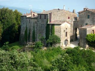 Torre del Castello, Monticiano