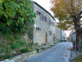 LE MURA ETRUSCHE, Cortona
