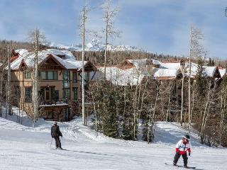 The grass is greener on this side - Ski in/out, Mountain Village core, Golf course close nearby - Trailside at Pine Meadows