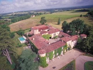 La Belle Vie de Château en Gascogne, Condom