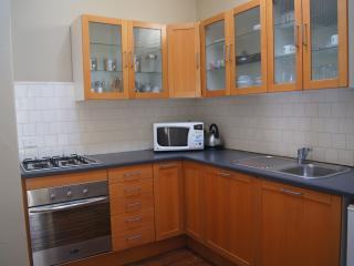 Fully equipped kitchen to cook up a feast