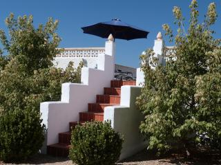 Access stairs to private pool next to Villa Nirvana
