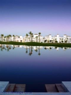 Views of Hacienda Riquelma Golf Resort
