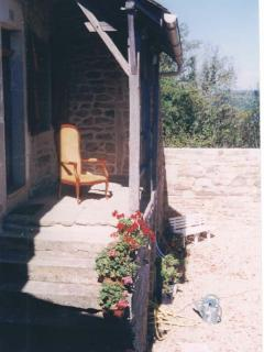 Steps / Veranda