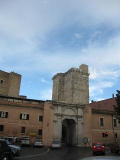 S. Pancrazio Tower from the window