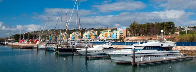 Enjoy the walk from the Orada & Marina area to the quaint Old Town of Albufeira.