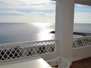 Margarita 2, vista Mar y primera linea de la Playa, Almunecar