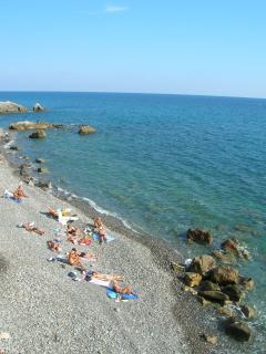 the' Galeazza' beach