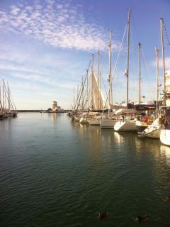 Almerimar Harbour