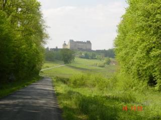Dordogne Barn, Hautefort