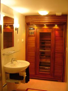 Third Bathroom with sauna