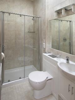 En-suite shower room in Herons Well
