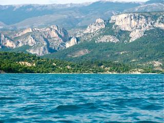 Gorges du Verdon et lac de Sainte Croix Var