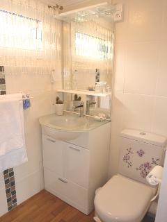 Salle de bain wc Hortensia