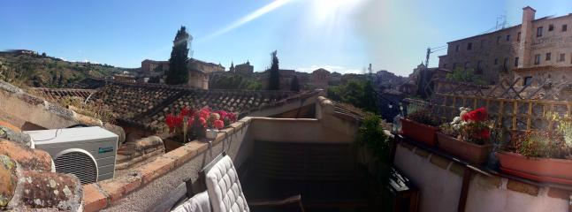 The sun always shines in Toledo