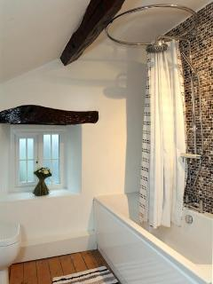 Bathroom- monsoon shower and bath