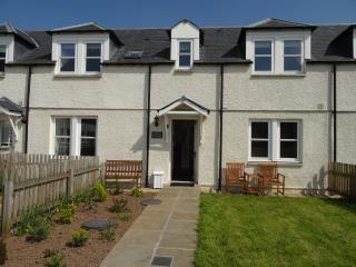 Amble Cottage self catering Jedburgh