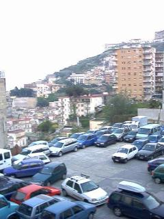 Car park. Guests of the house will pay 20 euros per day. Looking forward to hosting you!!!