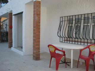 Apartment ground floor TV lounge and one bedroom At the Original SPANISH VILLA,, Benalmádena