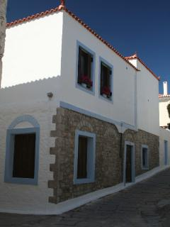 17th century Greek village house situated in the old village of Ermioni
