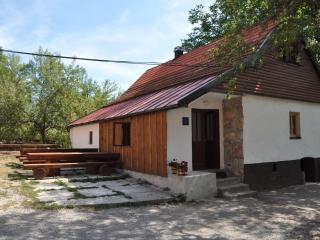 Lika house, Gospic