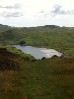 A Tarn near Coniston