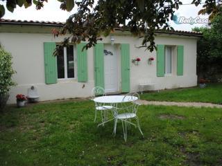 Maison 2 chambres avec jardin, Pugnac