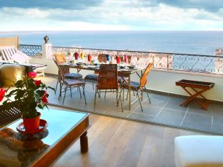 Stunning 3 bedroom penthouse apartment with balcony in Suqet, Cannes