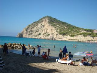 Part of La Cala Finistrat Beach