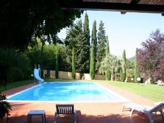 Villa Steffy, Pescia
