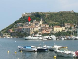 Appartamento panoramicissimo a Porto Ercole