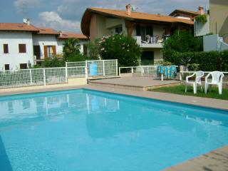 Lovely apartment at Lazise on the Garda lake