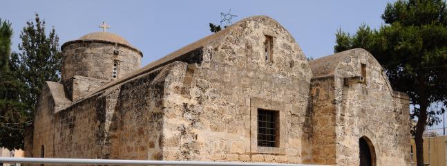 Church of Virgin Mary, Paralimni