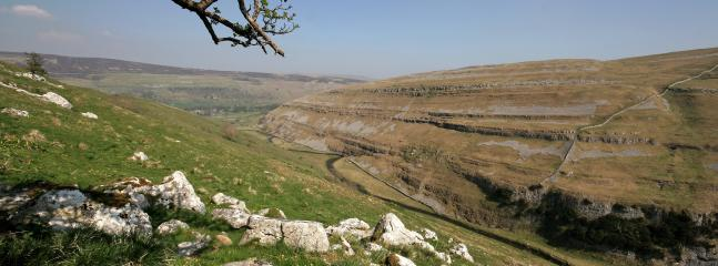 Explore further into the Dales. This is Littondale