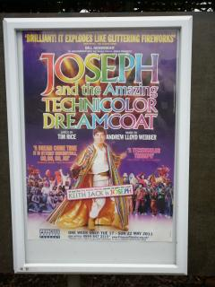Showing at the Princess Theatre from 17th - 22nd May, Starring Keith Jacks as