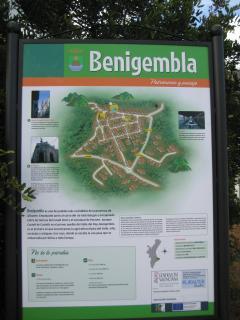 Welcome to Benichembla