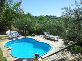 casa vacanza L'infinito, Assisi