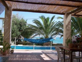 Villa sul mare con piscina