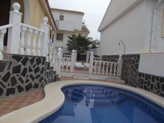 Villa A & P. Family Villa, private pool. Aircon., Murcia
