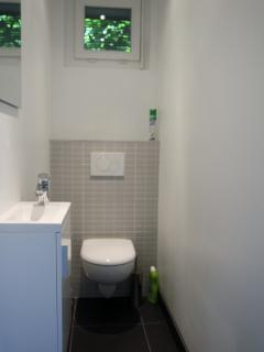 Les toilettes