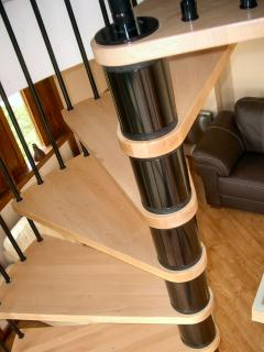 Spiral Staircase - Cart Shed