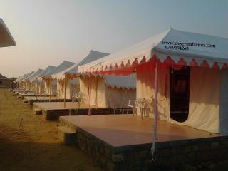 Desert Safariors Camps, Jaisalmer