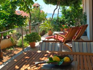 Seaview Hvar garden apartments