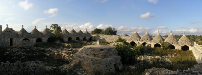 Trullo stables near Ceglie Messapica