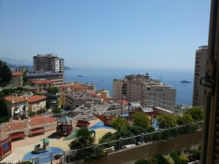 Un balcon sur le Monte-Carlo, Beausoleil