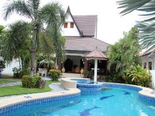 Villas for rent in Hua Hin: V6038