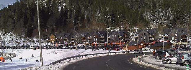 Ski Resort Le Lioran