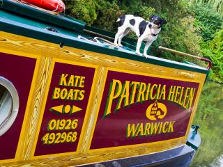 Kate Boats: Patricia Helen, Warwick