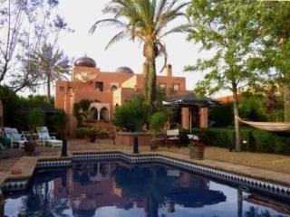 Casa-palacete árabe ALBANTA