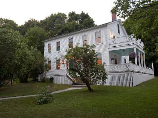 Historic Jacob Wendell House on Mackinac Island